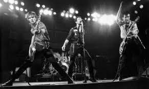 The Clash: Bologna, Piazza Maggiore 1 Giugno 1980