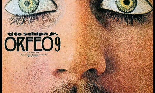 Orfeo 9; La prima opera rock italiana