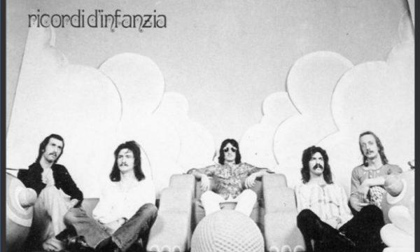 Progressive Italia: Ricordi D'Infanzia