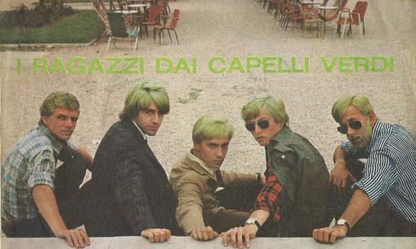 i ragazzi dai capelli verdi