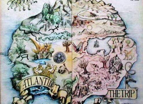 Progressive italia:The Trip | Atlantide (1972)