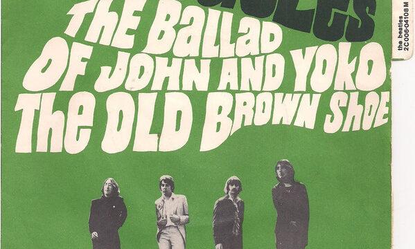 """Old brown shoe"""" dei Beatles"""